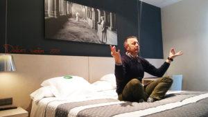Habitación Hotel Bed4U Pamplona