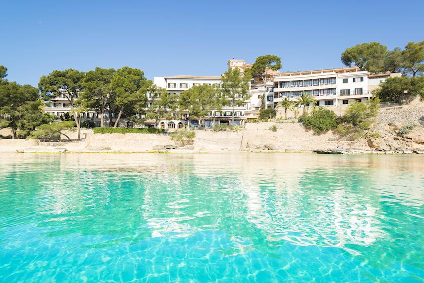 Hotel Cala Fornells Mallorca 850