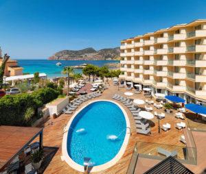 Hotel H10 Blue Mar Vistas-generales-piscina