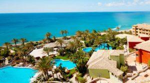 Hotel R2 Río Calma Fuerteventura piscinas