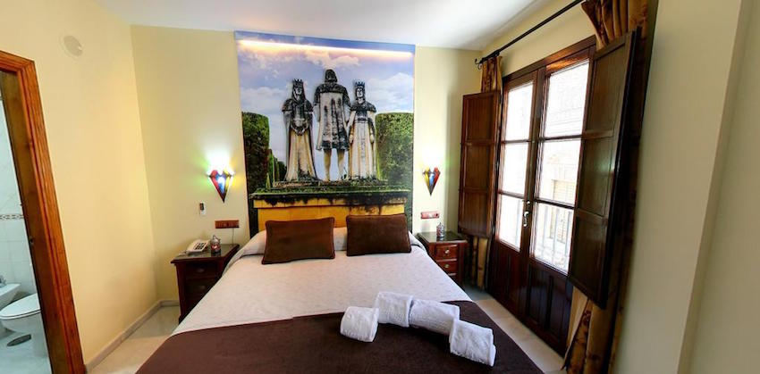 Hotel Mezquita Cordoba habitacion