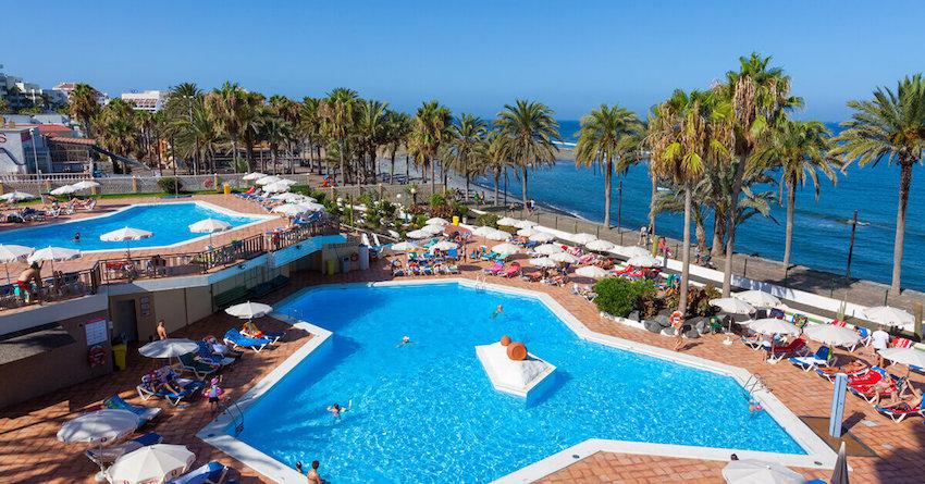 Hotel Sol Tenerife Meliá Playa de Las Américas