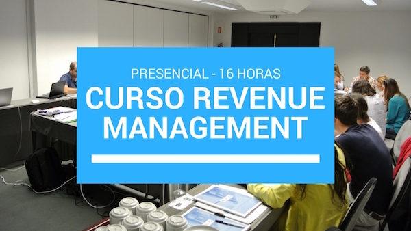 Curso Revenue Management Avanzado Madrid
