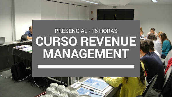 Curso Revenue Mangement Sevilla
