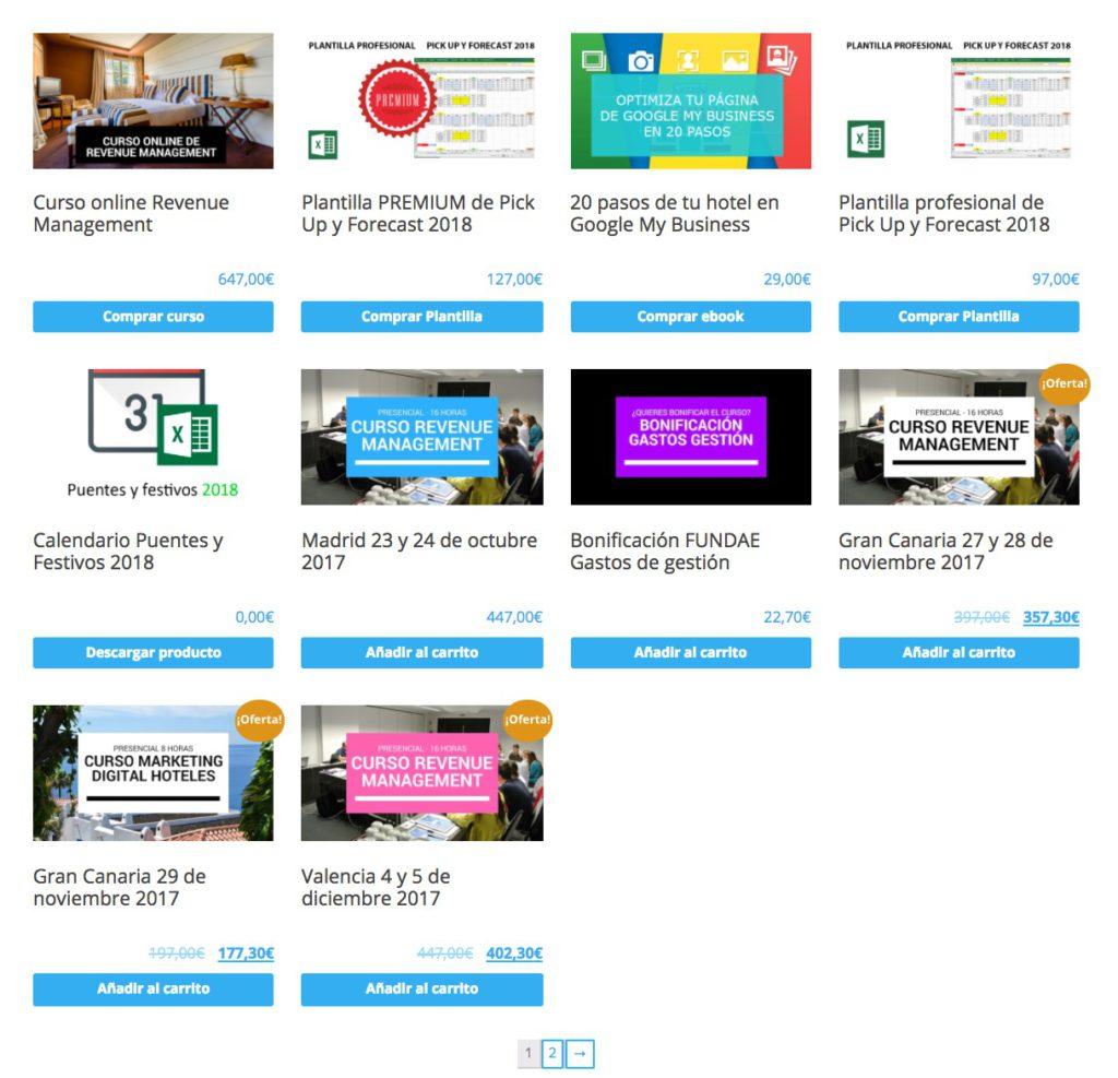 La tienda online de 360 Hotel Management