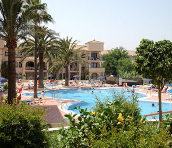 Hotel Puente Real Torremolinos Costa del Sol