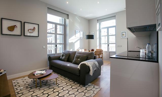 Legazpi Suites Family-Suite San Sebastian