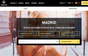 Generator Hostel Madrid 360 hotel management 800