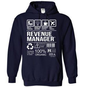 sudadera revenue manager