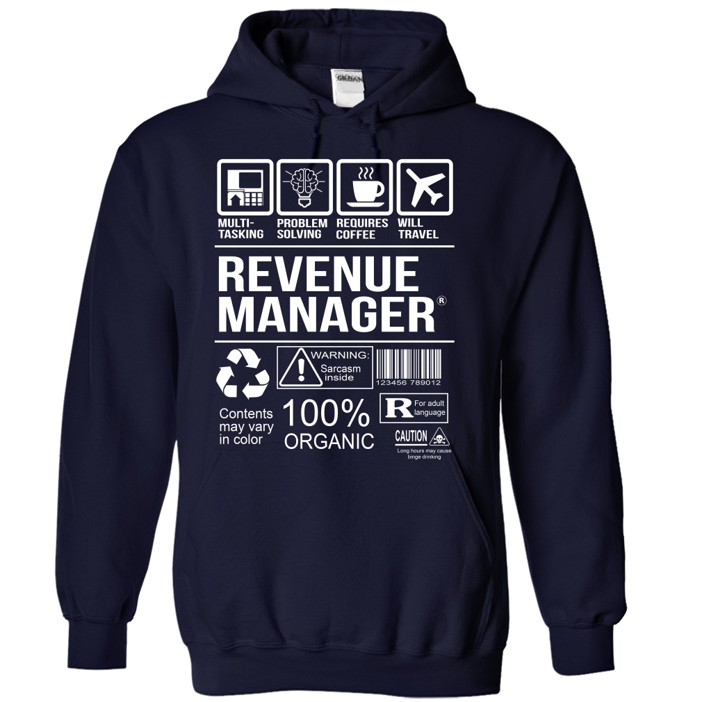 sudadera revenue manager