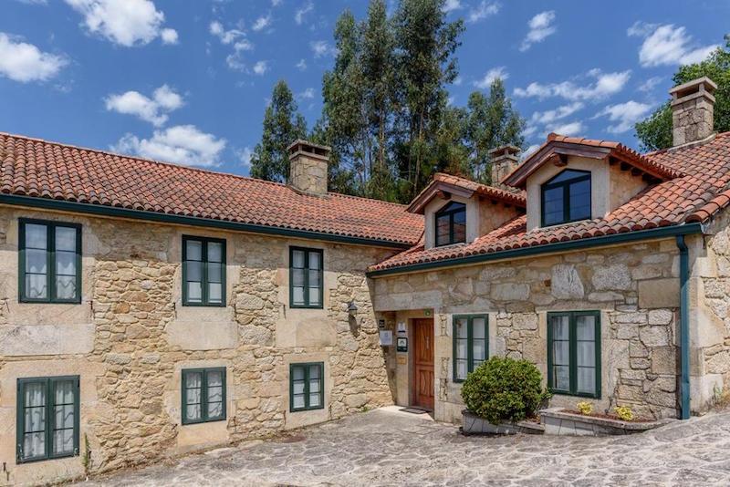 Casa Costoia Santiago de Compostela A Coruña