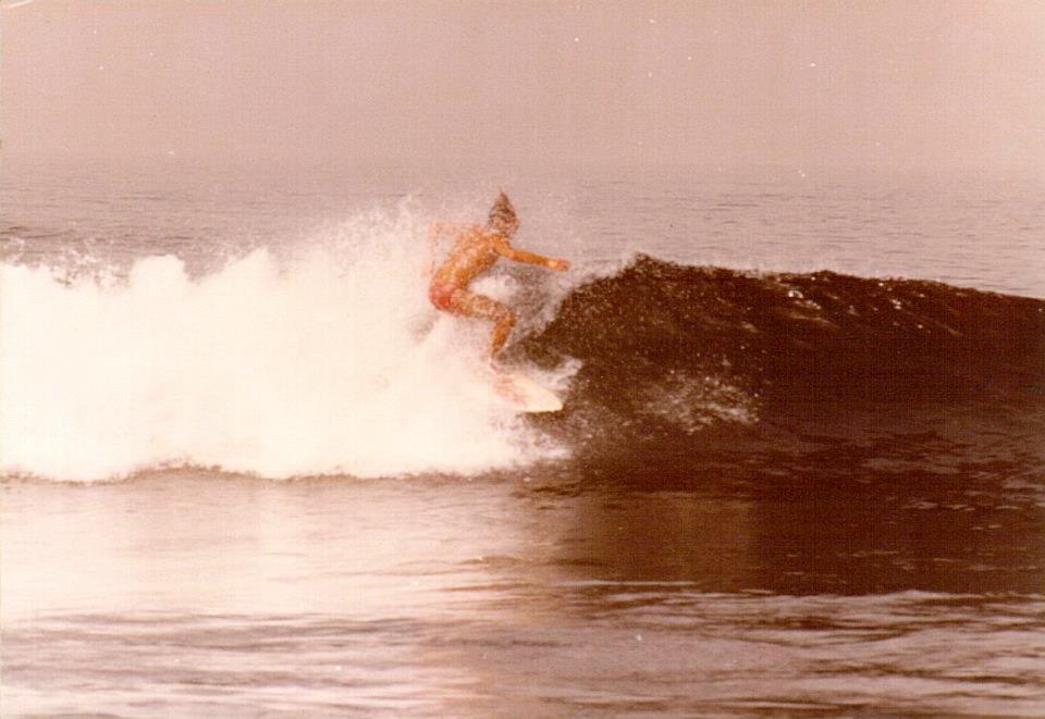 Felix Zulaica Punta Alcala Tenerife 1980