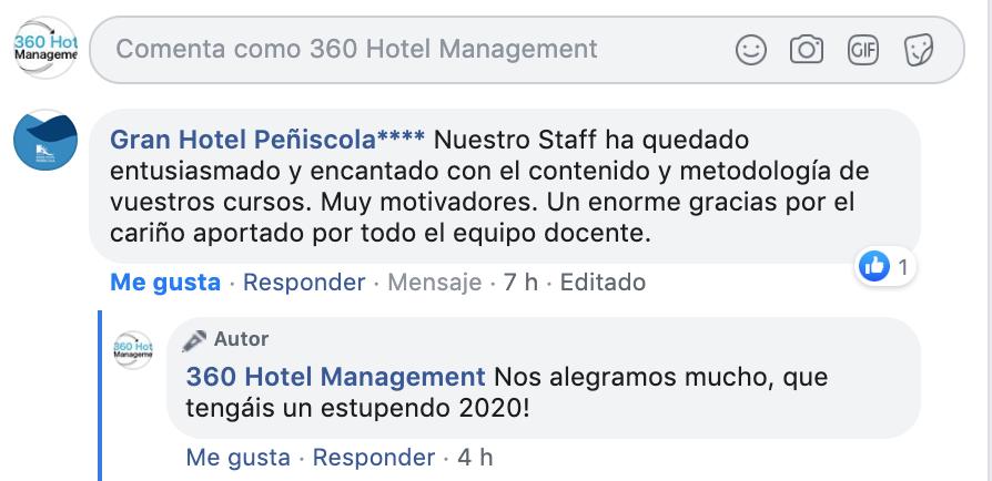 Gran Hotel Peñiscola reseña