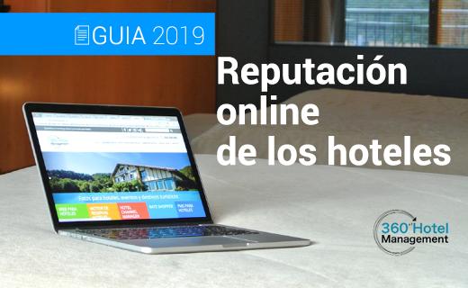 Guía 2019 de la REPUTACION ONLINE de los hoteles