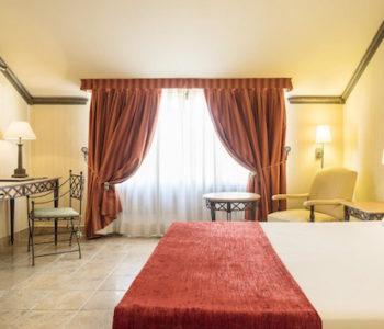 hotel ilunion merida palace badajoz