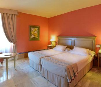 Hotel Alcazar de la Reina Carmona Sevilla