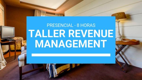 taller revenue management azul claro