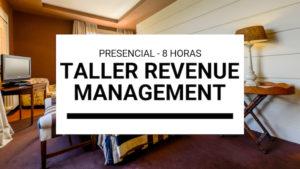 taller revenue management blanco