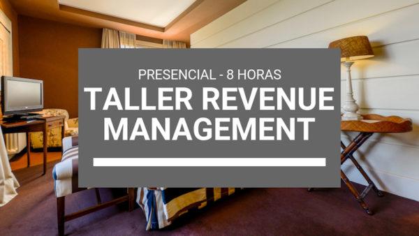 taller revenue management gris