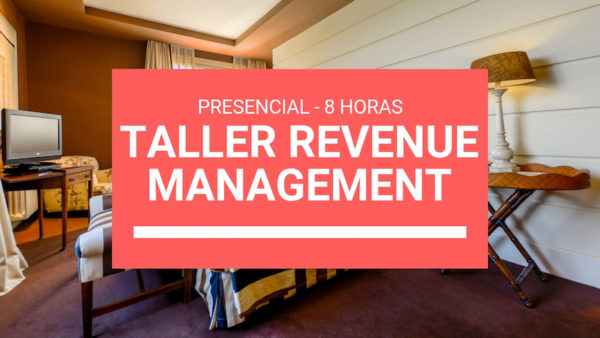 taller revenue management naranja