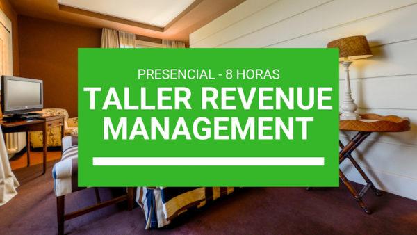taller revenue management verde