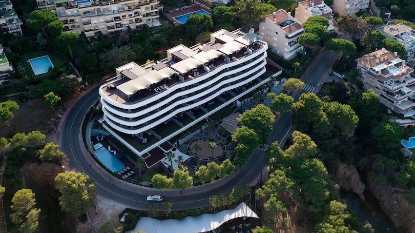 Hotel Alabriga San Feliu de Guixols