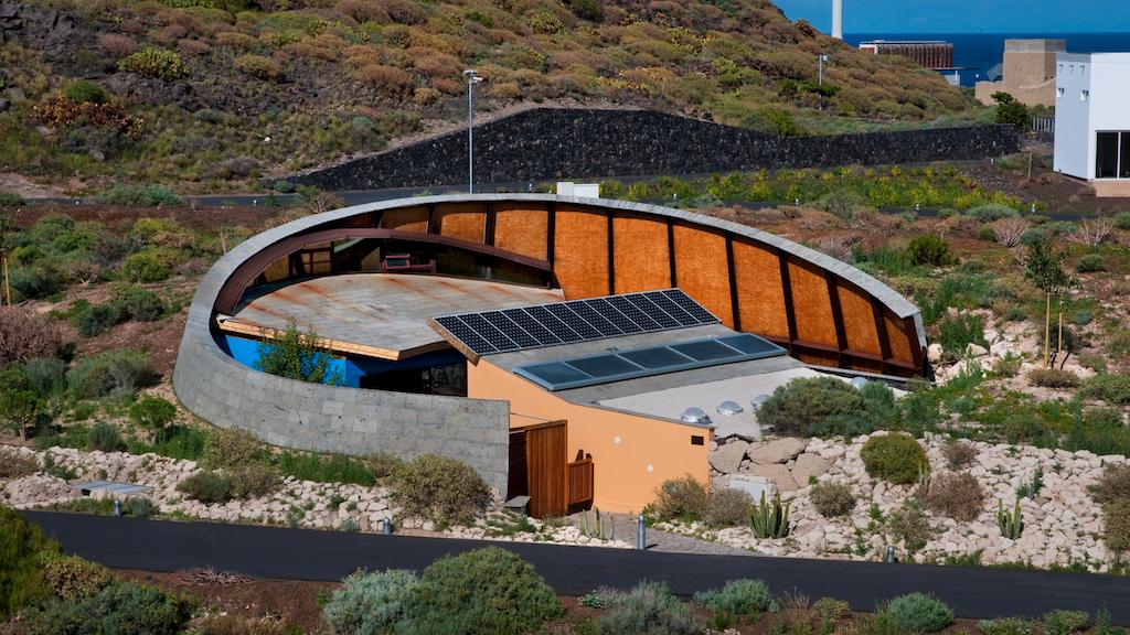 casas bioclimáticas ITER tenerife