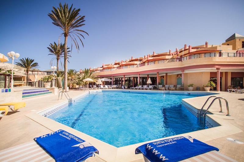 Club Bungalows Esmeralda Maris **** Costa Calma Fuerteventura