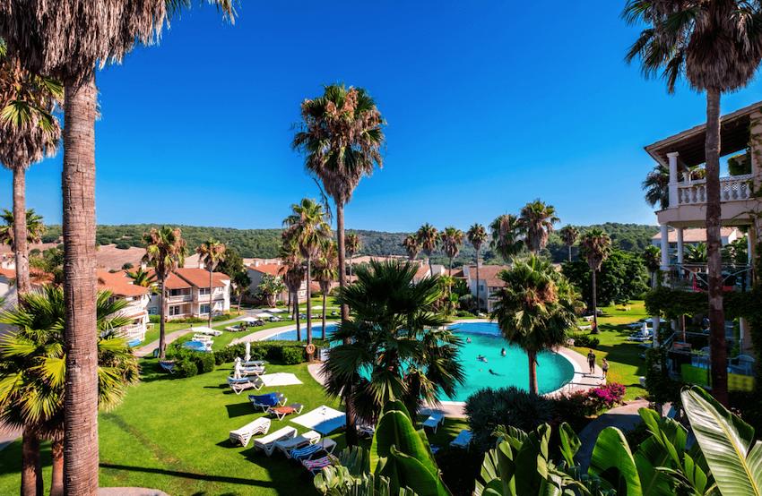 HG Jardín de Menorca