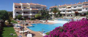 Hotel Apartamentos HG Cristian Sur exterior piscina