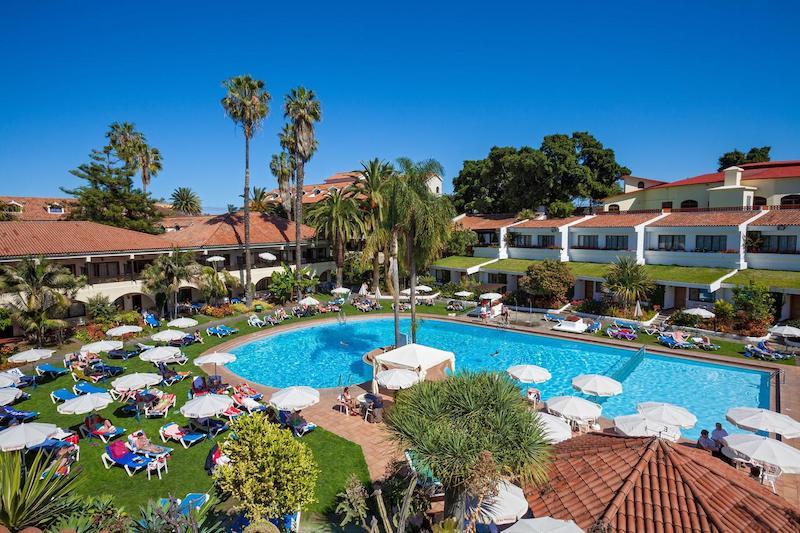 Hotel Parque San Antonio Puerto de La cruz Tenerife