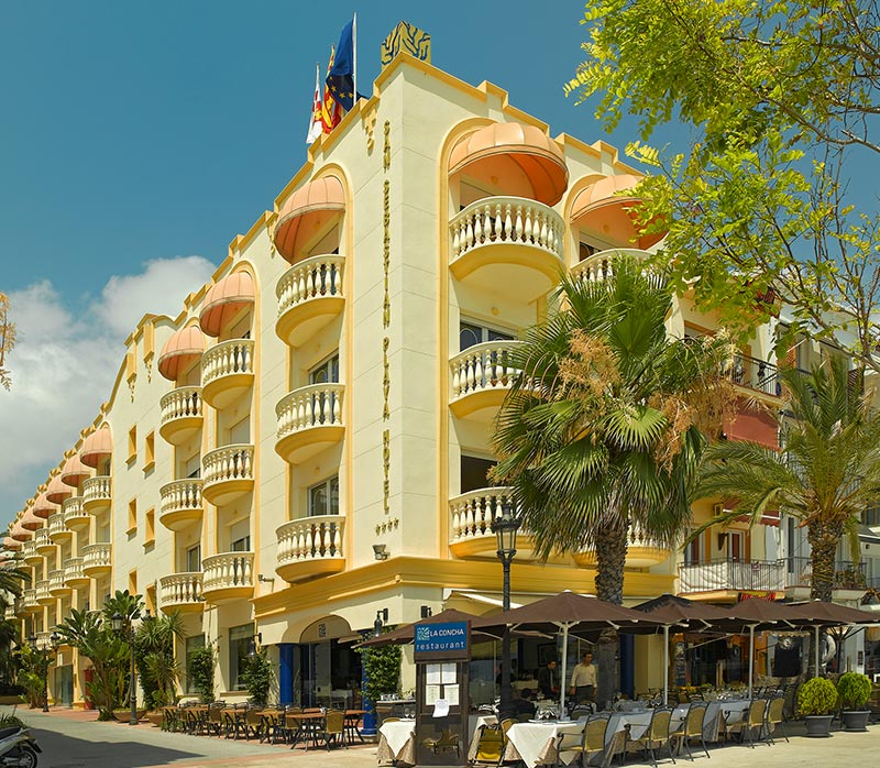 Hotel URH Sitges Playa | Sitges
