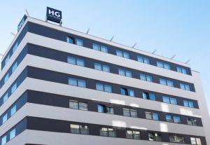 hotel hg city suites Barcelona