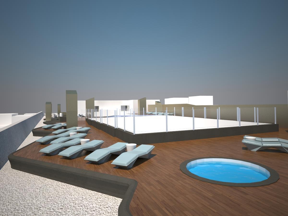 Hotel Macià Sevilla Kubb ****