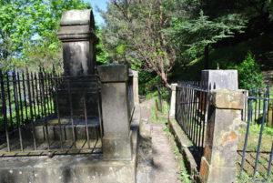 San Sebastian Donostia Monte Ulia Cementerio de Los Ingleses