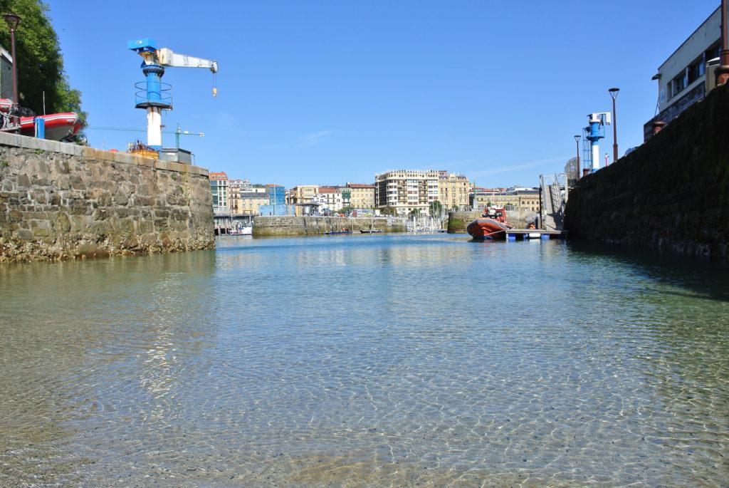 San Sebastian Donostia el Puerto