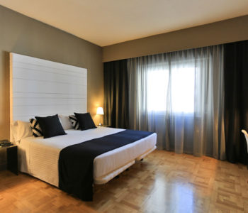 hotel leyre pamplona