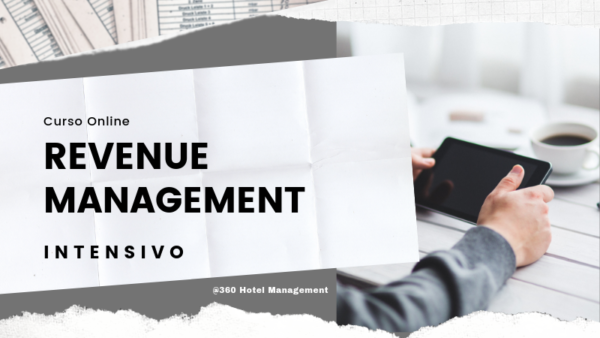 CURSO REVENUE MANAGEMENT INTENSIVO