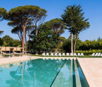 balneario vichy catalan piscina