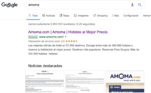 ¿Como afecta la quiebra de Amoma a los hoteles?