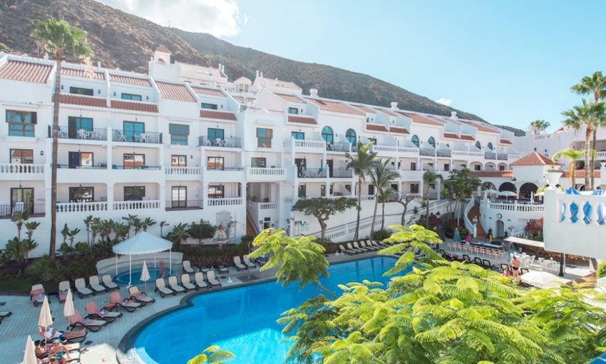 The Suites at Beverly Heights Los Cristianos Tenerife