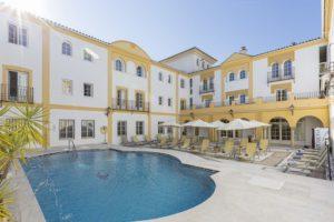 Hotel Macià Alfaros Córdoba