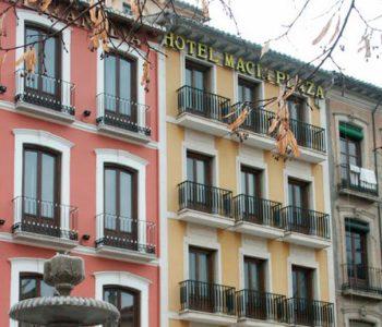 Hotel Macià Plaza Granada