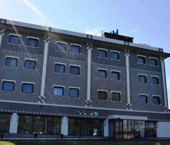 new bilbao airport hotel