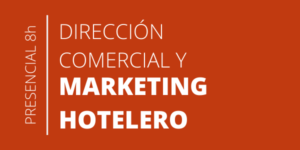 Curso Direccion Comercial y Marketing hotelero