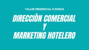 Curso Direccion Comercial y Marketing hotelero TENERIFE
