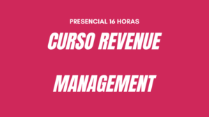 Curso REVENUE MANAGEMENT BARCELONA