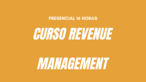 Curso REVENUE MANAGEMENT BENIDORM