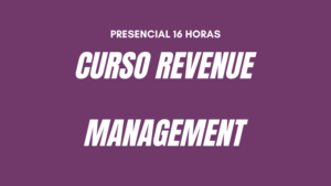 Curso REVENUE MANAGEMENT SANTIAGO
