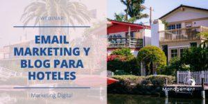 Webinar Email Marketing y Blog para hoteles 1200